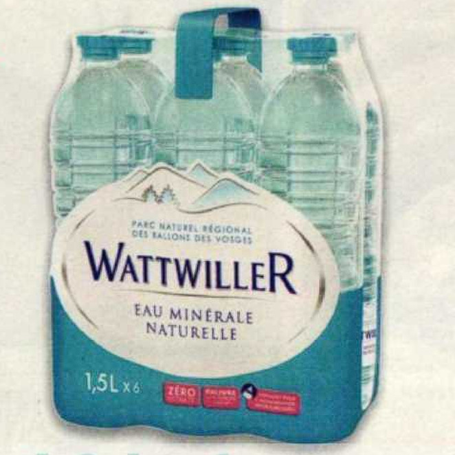 Eau Wattwiller Auchan (08/07/2020 – 14/07/2020)