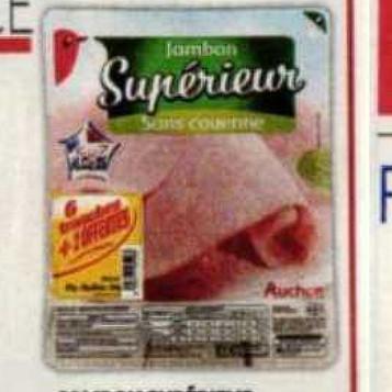 Jambon Auchan (08/07/2020 – 14/07/2020)