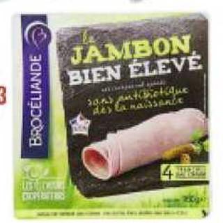 Jambon Brocéliande Géant Casino (08/07/2020 – 19/07/2020)