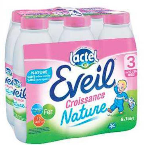 Lait Infantile Lactel Auchan Supermarché (01/07/2020 – 07/07/2020)