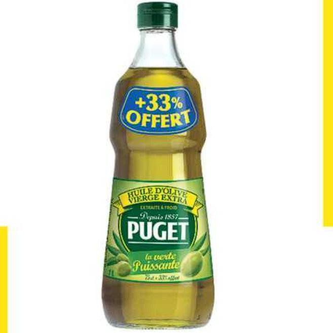 Huile Puget Auchan Supermarché (08/07/2020 – 14/07/2020)