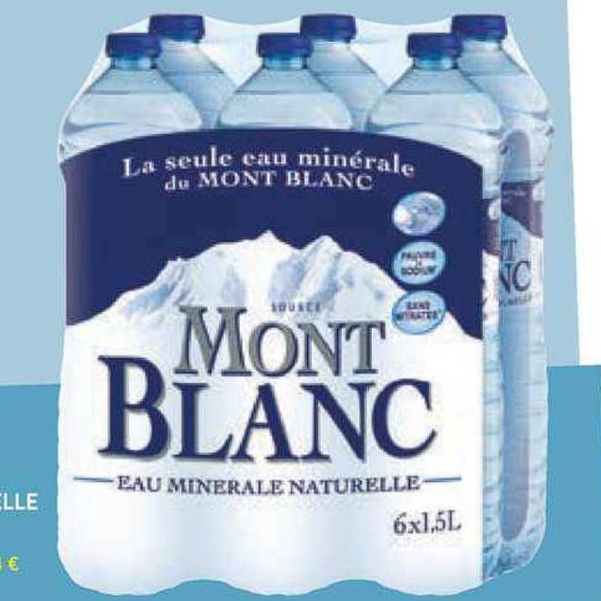 Eau Mont Blanc Atac (08/07/2020 – 13/07/2020)