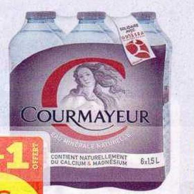Eau Courmayeur Super U (07/07/2020 – 18/07/2020)