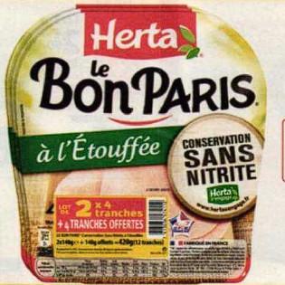 Jambon Herta Auchan (01/07/2020 – 07/07/2020)