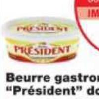 Beurre Président Monoprix 01/07/2020 – 12/07/2020