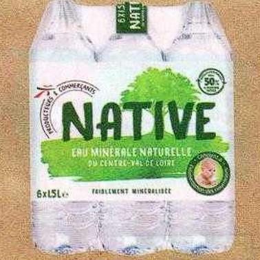 Eau Native Intermarché 30/06/2020 – 12/07/2020