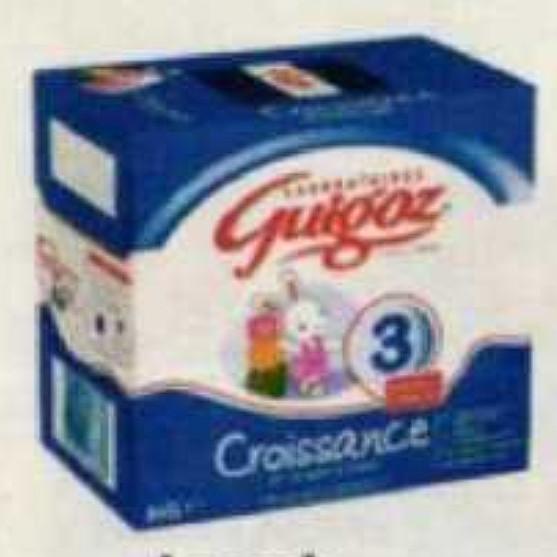 Lait Infantile Guigoz Auchan (08/07/2020 – 14/07/2020)