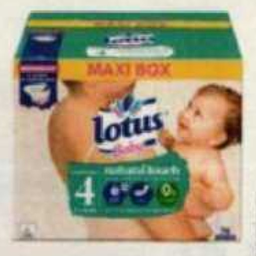 Couches Lotus Auchan (08/07/2020 – 14/07/2020)