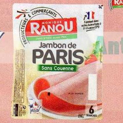 Jambon Monique Ranou Intermarché 30/06/2020 – 12/07/2020