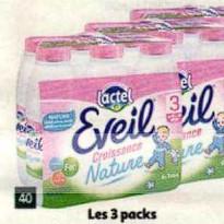 Lait Infantile Lactel Auchan (01/07/2020 – 07/07/2020)