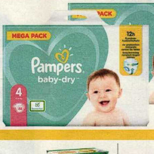 Couches Pampers Auchan (01/07/2020 – 07/07/2020)