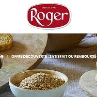 Offre de Remboursement Biscottes Roger : Satisfait ou 100% Remboursé en Bon d'Achat