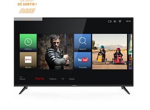 Tv Thomson 65UD6306 à 449€