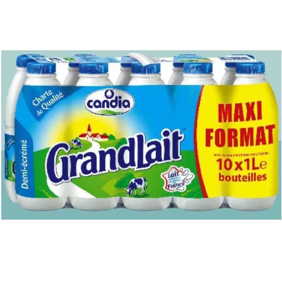 Lait GrandLait Atac du 01/07/2020 au 06/07/2020