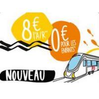 SNCF : Pass Escapades de 8€ à 39€