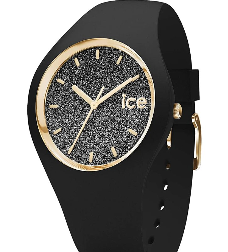 43€ la montre ICE WATCH Glitter Black