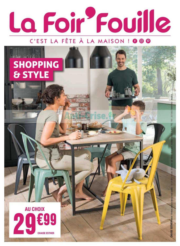 La Foir Fouille Le Nouveau Catalogue Du 01 Au 31 Juillet 2020 Est Disponible Que Vous Reserve Le Dernier Catalogue