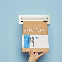 Tablettes Lave Vaisselle Clean & Efficace Spring : Pack d'Essai Offert & Frais de Port à 1,90€